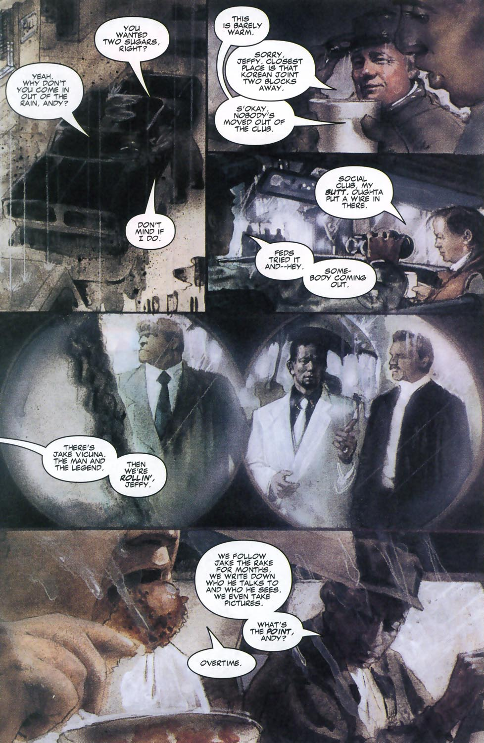 Read online Code of Honor comic -  Issue #2 - 20