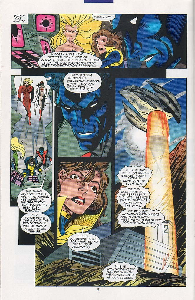 Excalibur (1988) issue 86 - Page 7