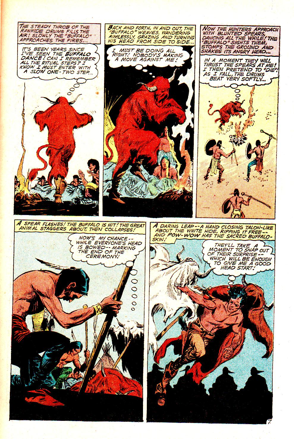 Read online All-Star Western (1970) comic -  Issue #11 - 35