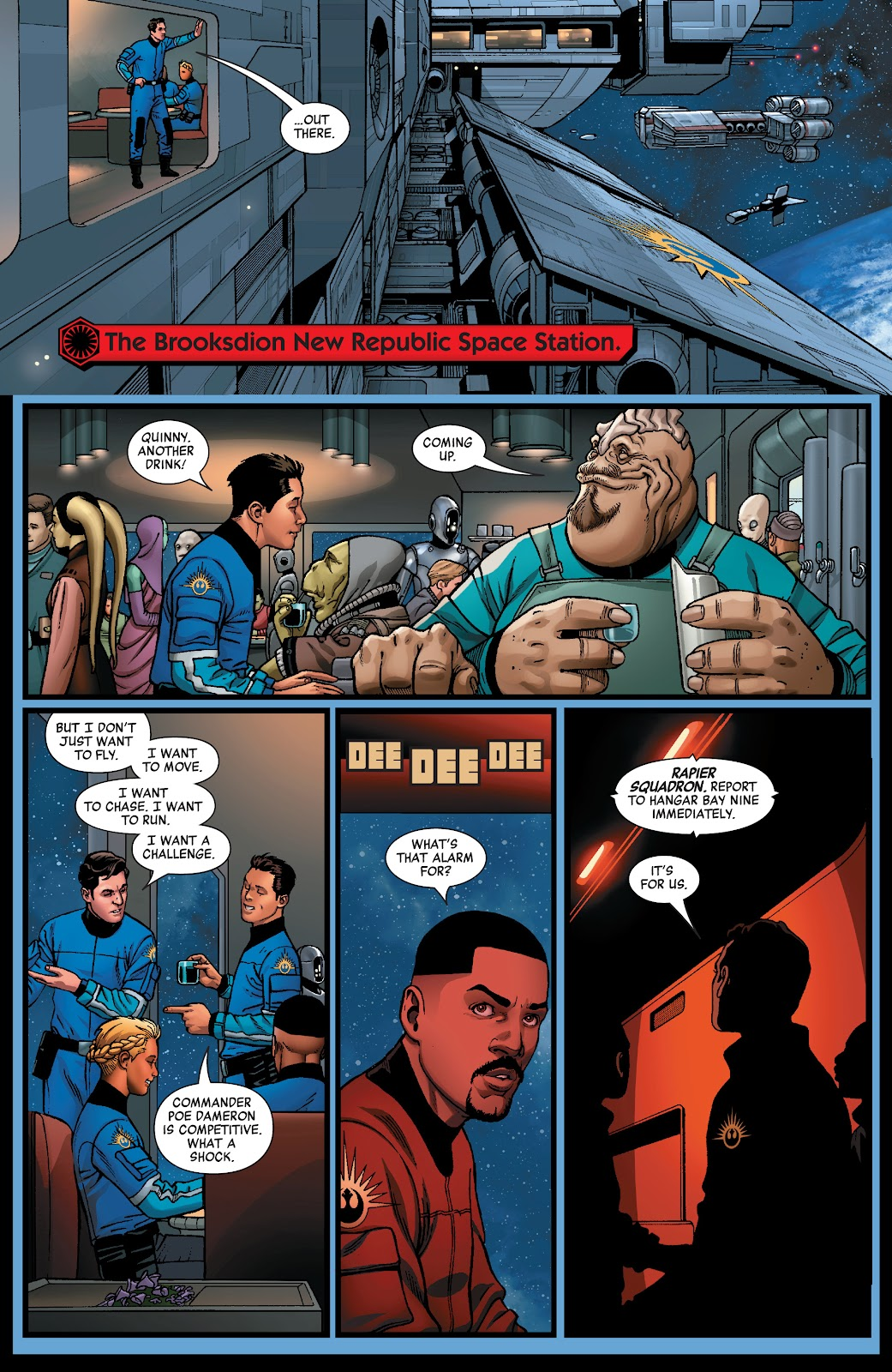 Read online Star Wars: Age of Republic: Heroes comic -  Issue # TPB - 29