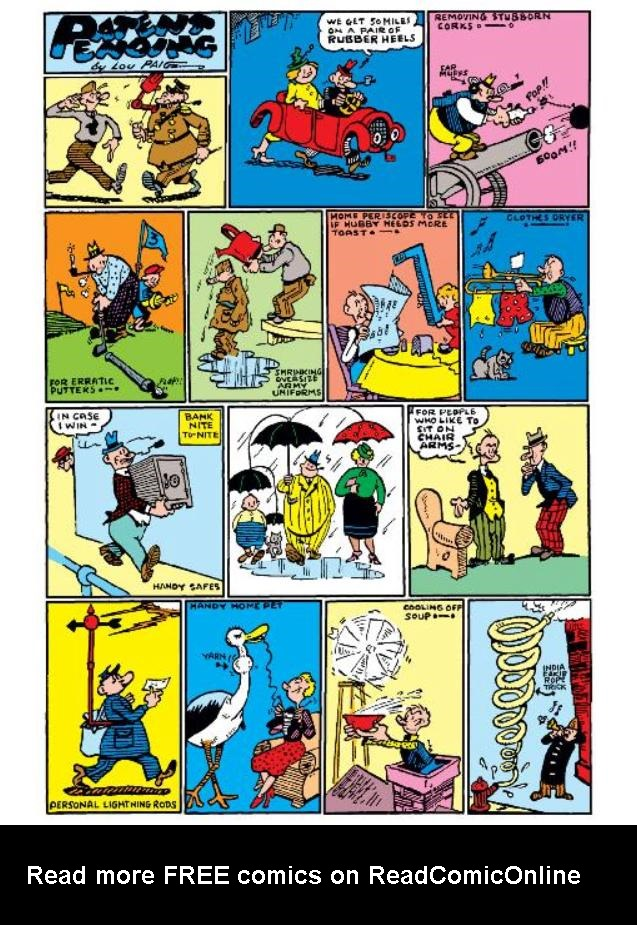 Read online All-Winners Comics comic -  Issue #5 - 54