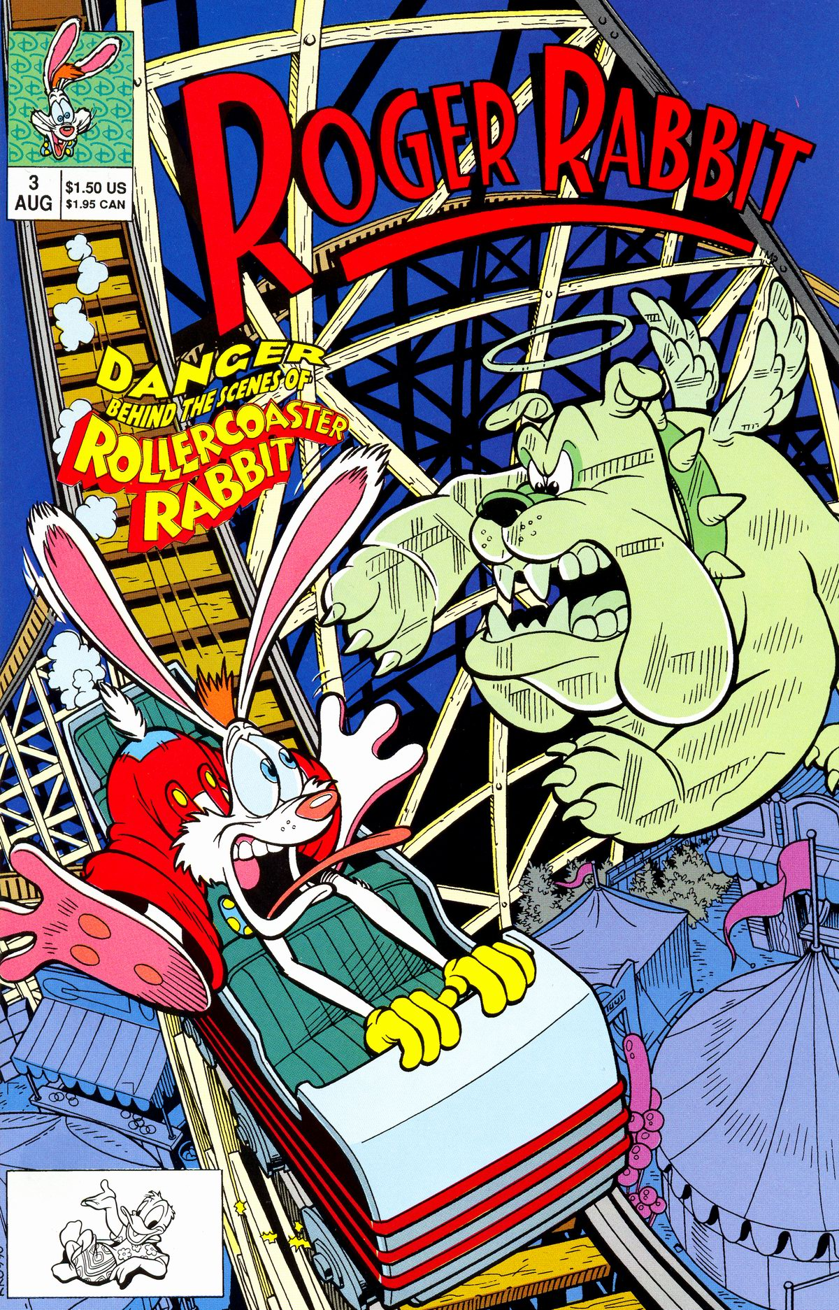 Roger Rabbit issue 3 - Page 1