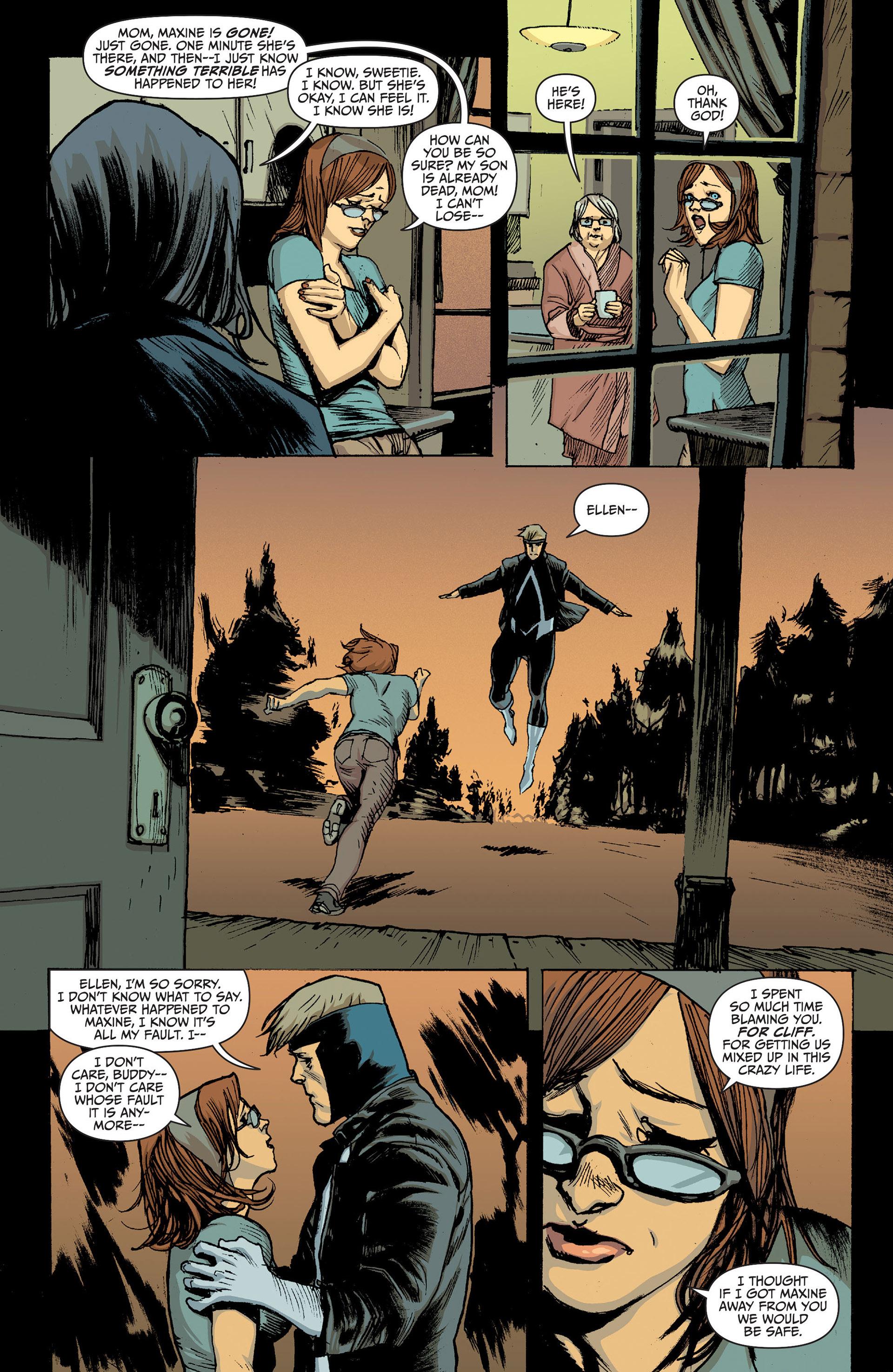 Read online Animal Man (2011) comic -  Issue #24 - 16