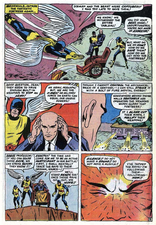 Uncanny X-Men (1963) 68 Page 34