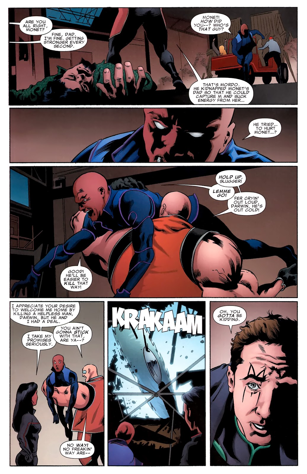 Read online X-Men: Second Coming Revelations comic -  Issue # TPB (Part 2) - 111