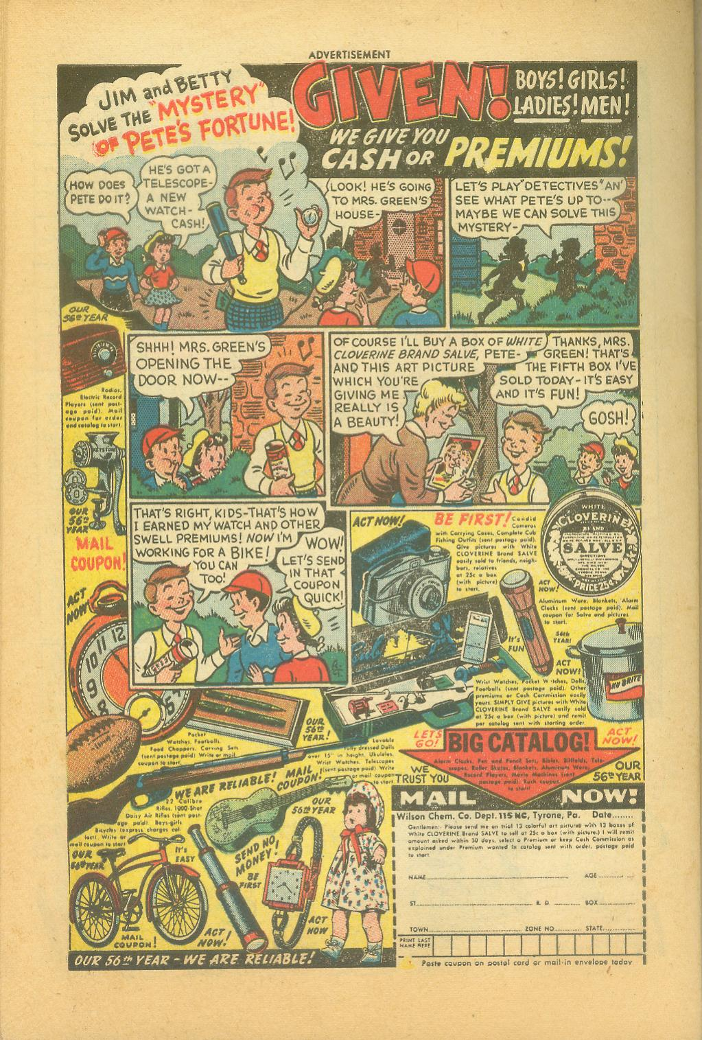 Read online All-Star Western (1951) comic -  Issue #61 - 42