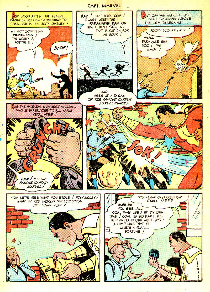 Captain Marvel Adventures issue 93 - Page 42