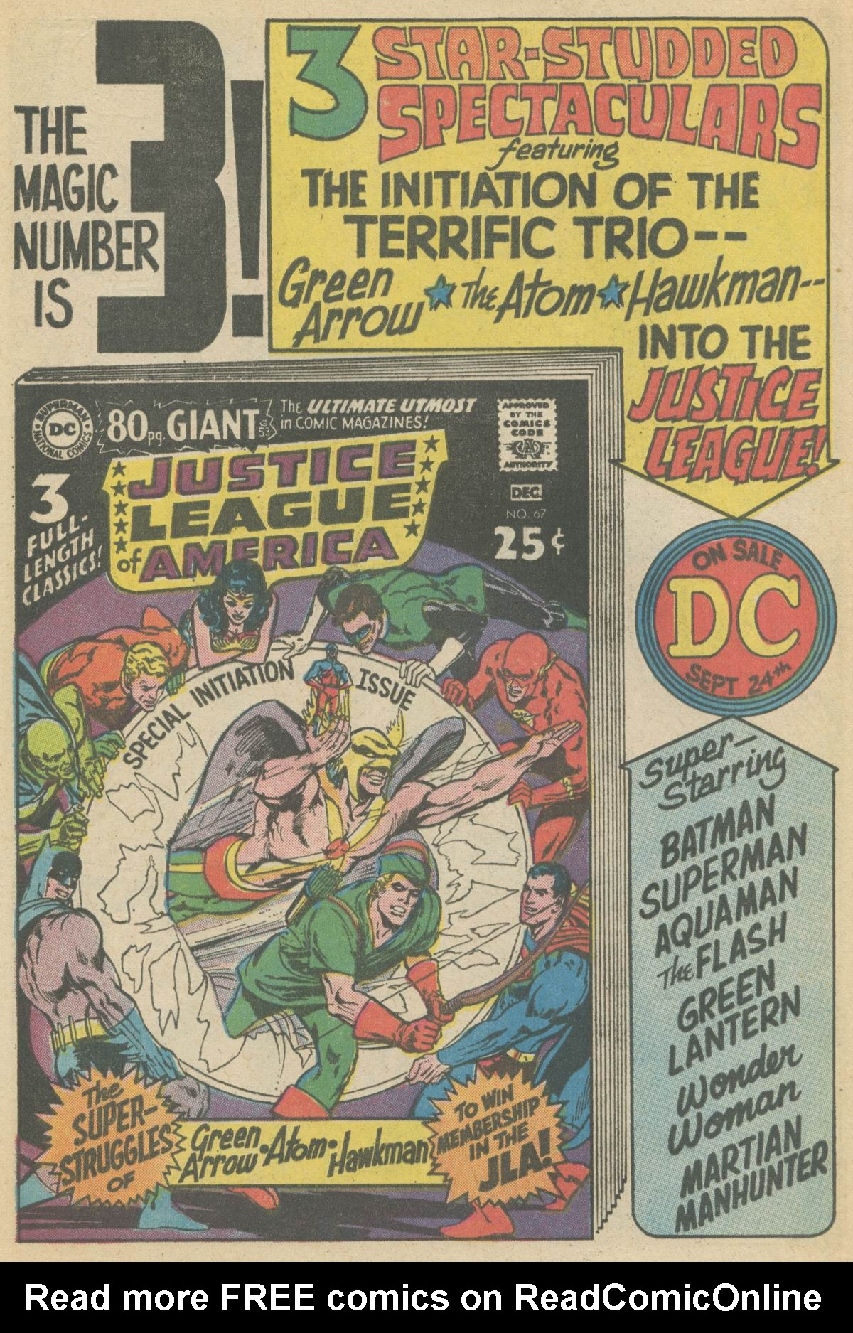 Read online Adventure Comics (1938) comic -  Issue #374 - 28