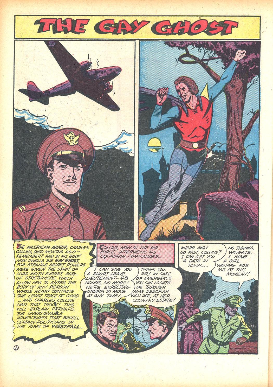 Read online Sensation (Mystery) Comics comic -  Issue #13 - 26