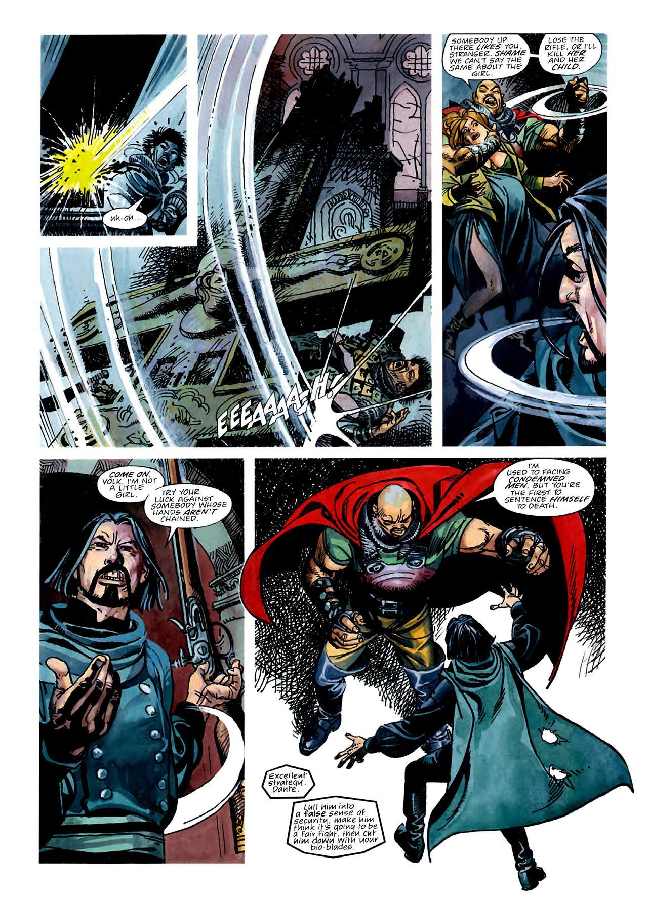 Read online Nikolai Dante comic -  Issue # TPB 3 - 55