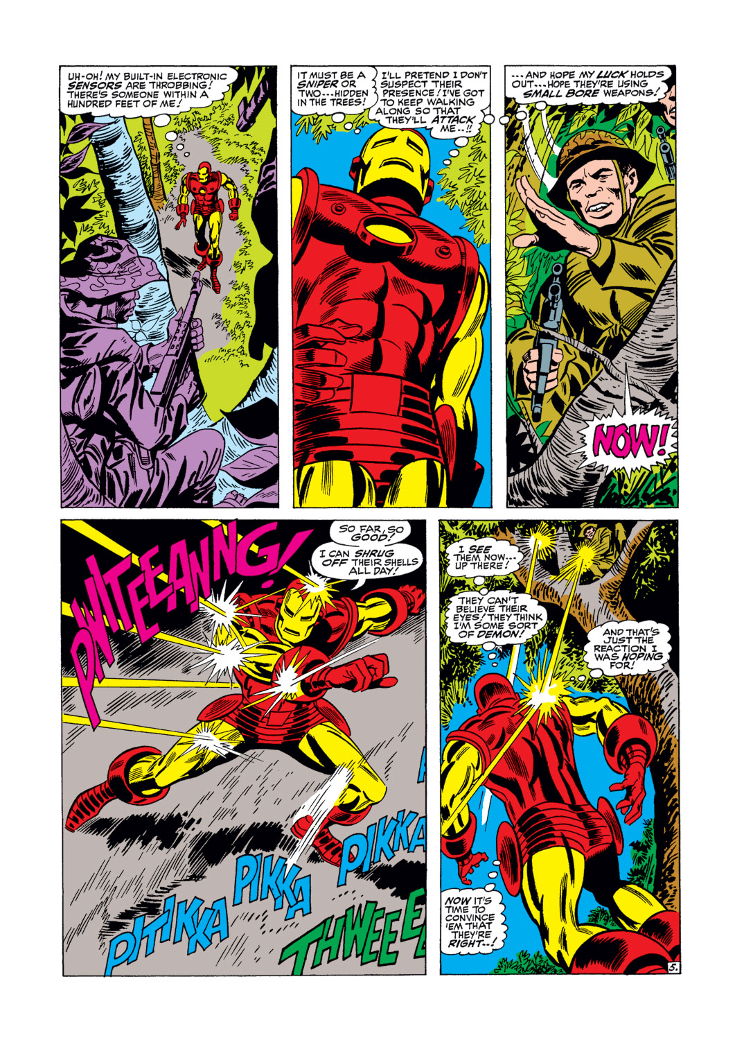 Tales of Suspense (1959) issue 92 - Page 6