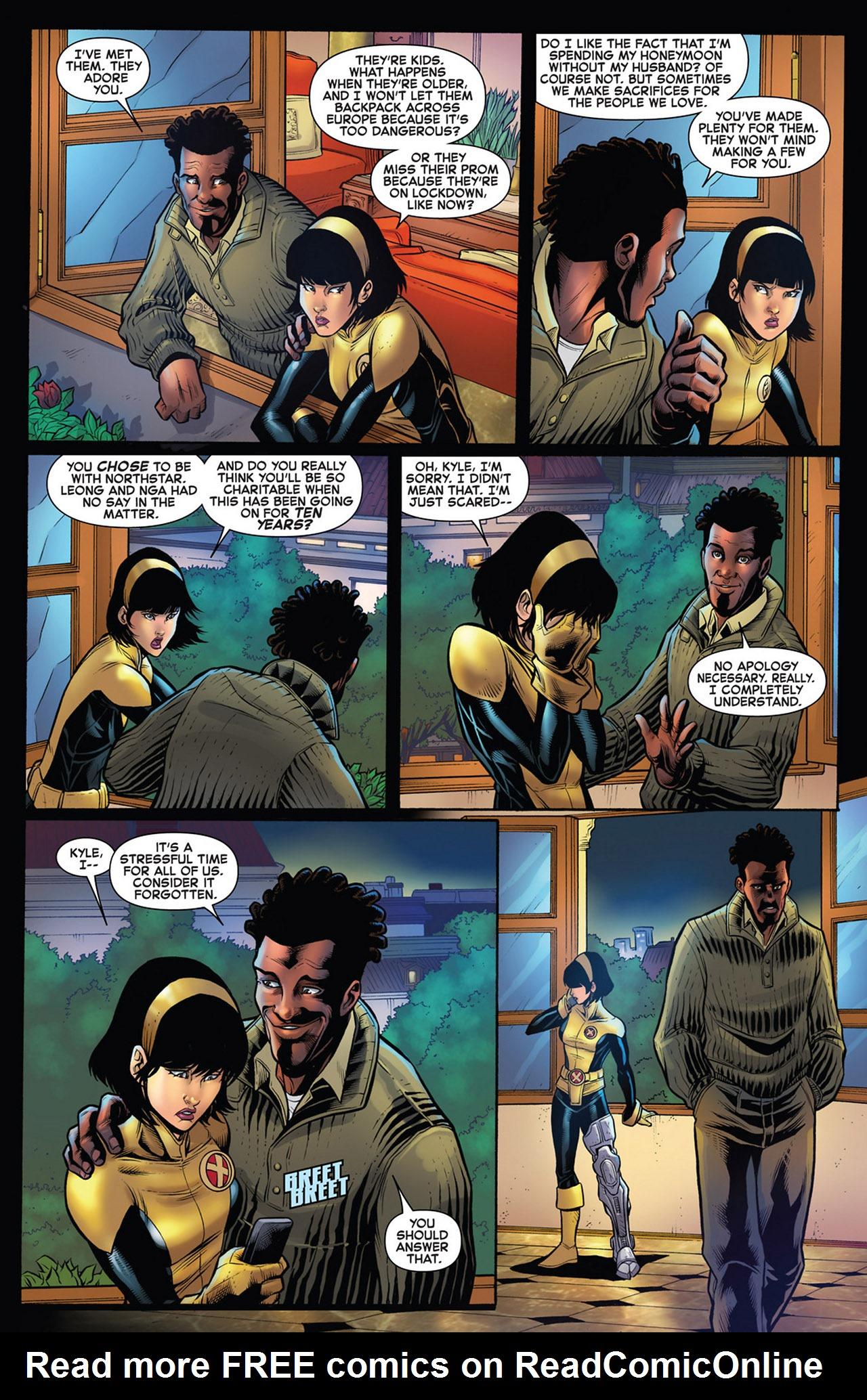 Read online Astonishing X-Men (2004) comic -  Issue # _Annual 1 - 43