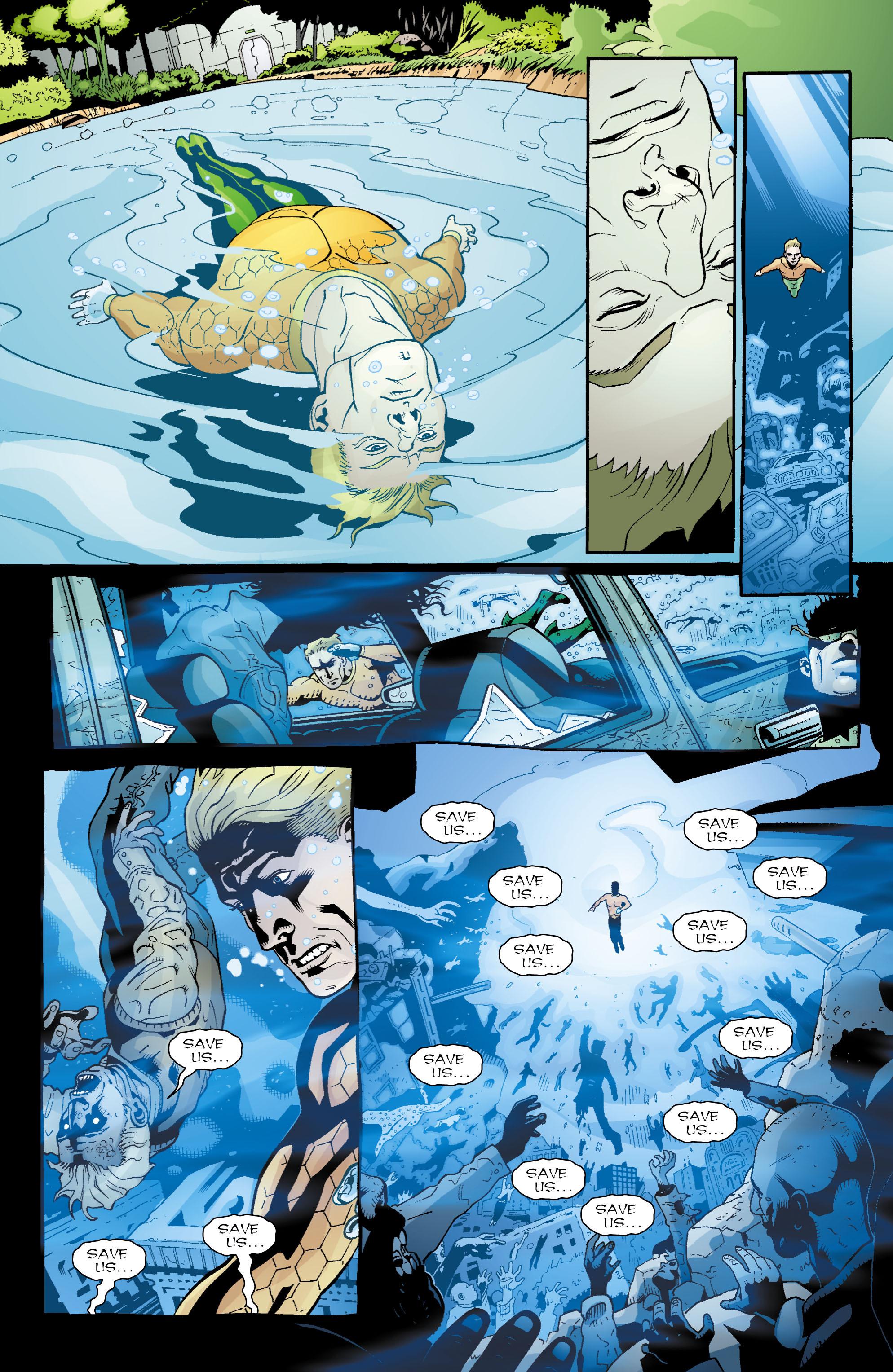 Read online Aquaman (2003) comic -  Issue #16 - 12
