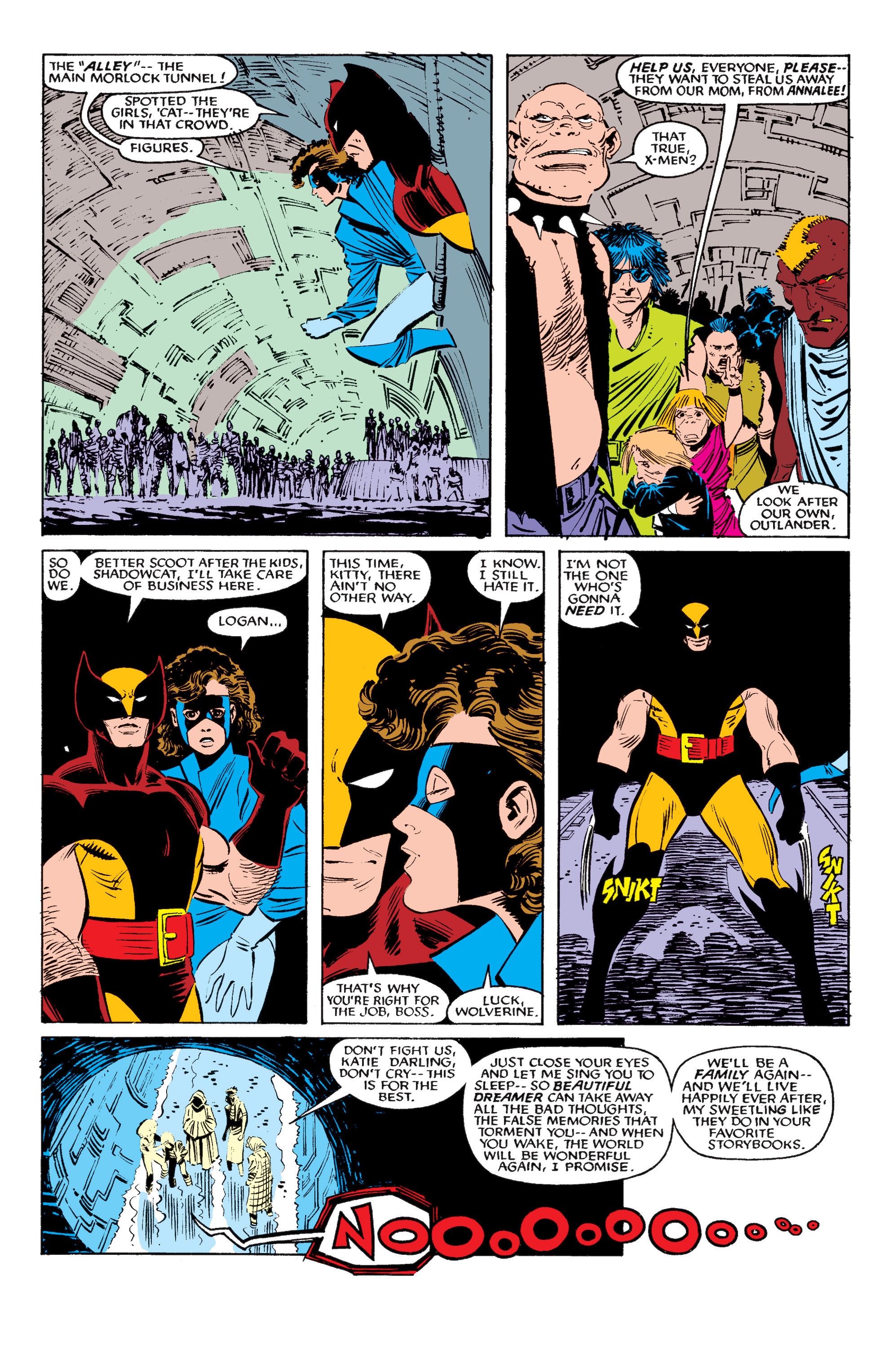 Read online Uncanny X-Men (1963) comic -  Issue #195 - 20