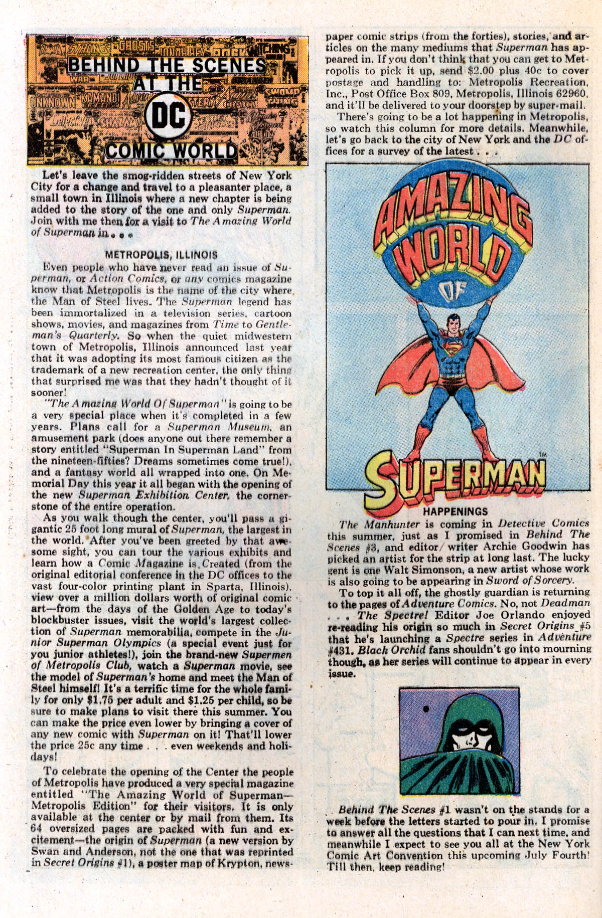 Read online Action Comics (1938) comic -  Issue #428 - 32