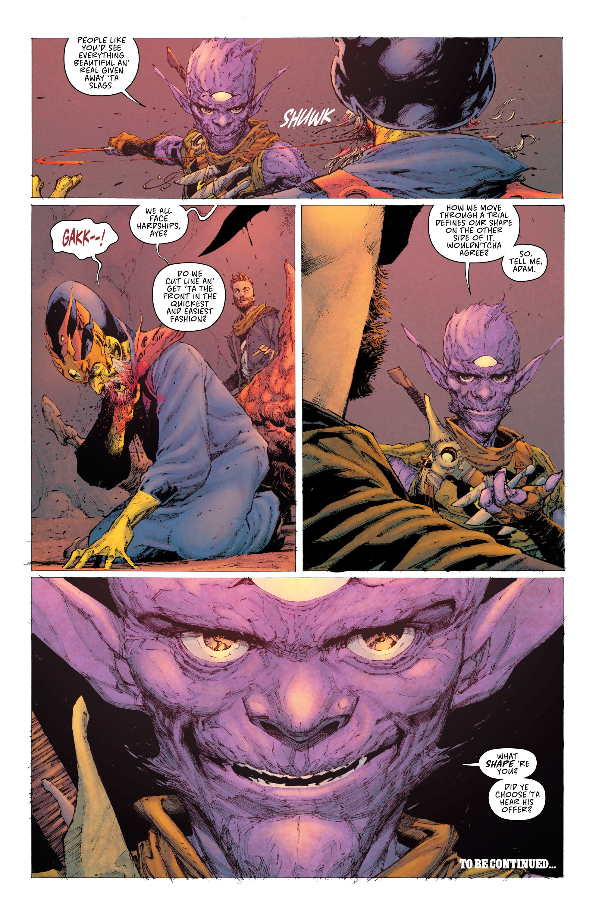 Read online Seven To Eternity comic -  Issue #2 - 22