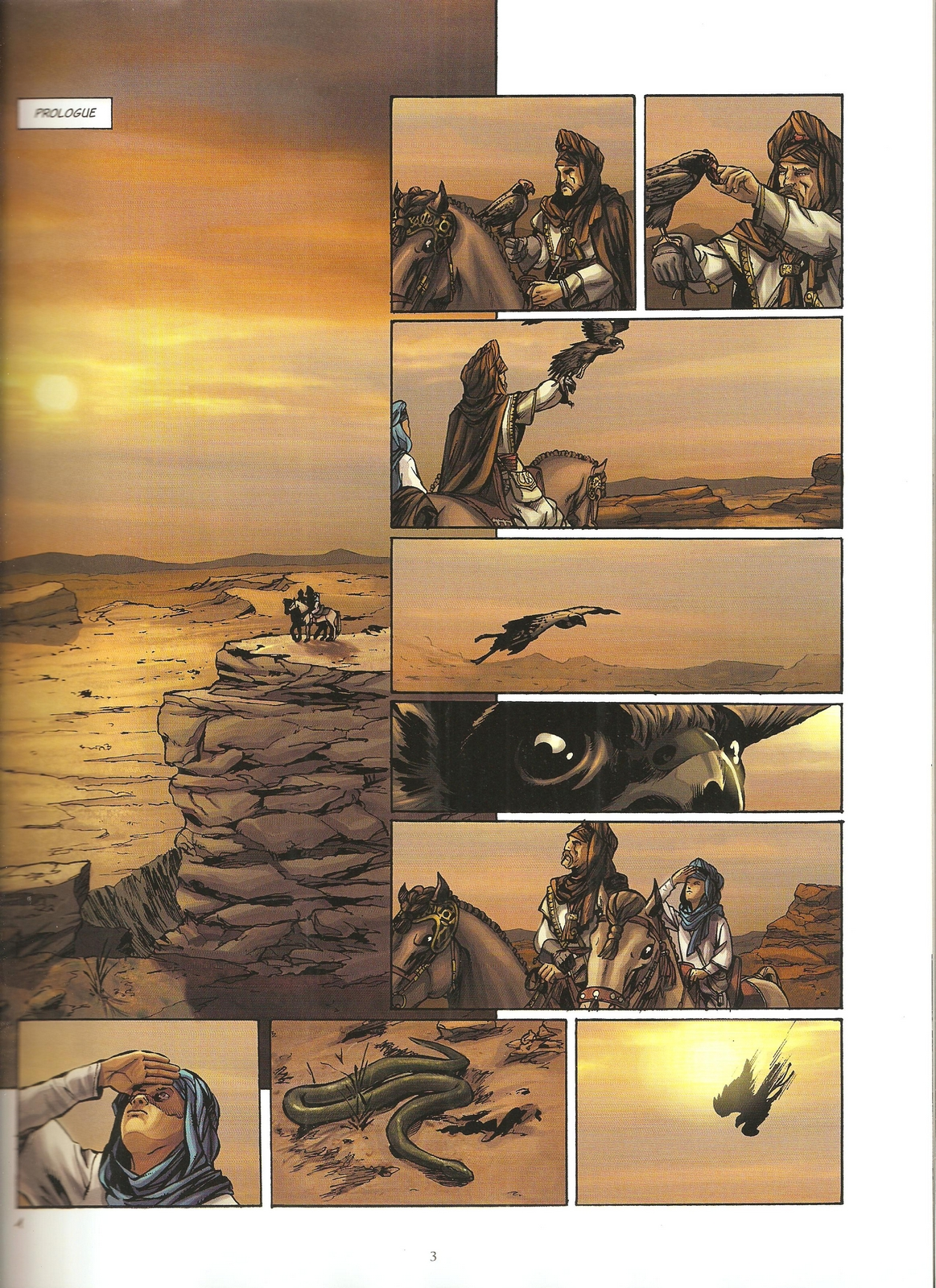 Read online Assassin's Creed (2009) comic -  Issue #2 - 3