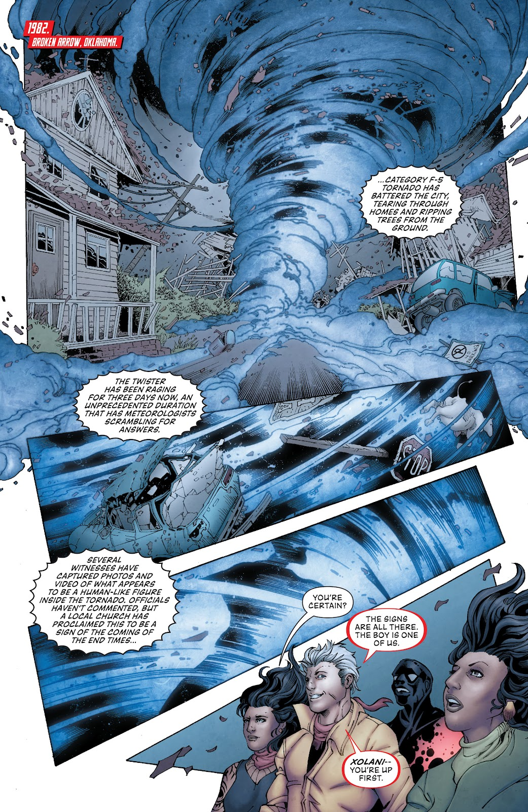 Read online The Flash (2011) comic -  Issue # _TPB 8 (Part 1) - 77