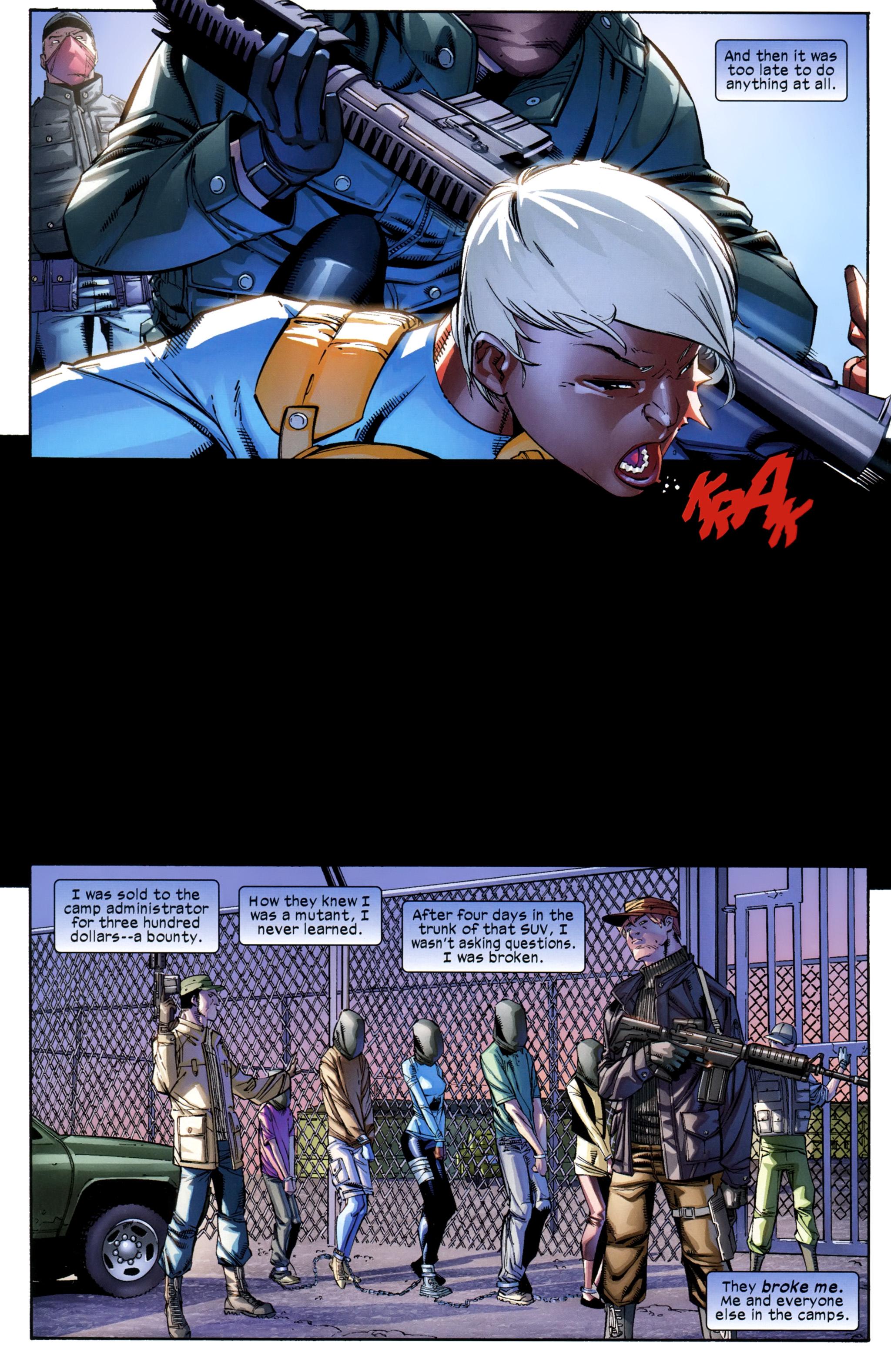 Read online Ultimate Comics X-Men comic -  Issue #23 - 12