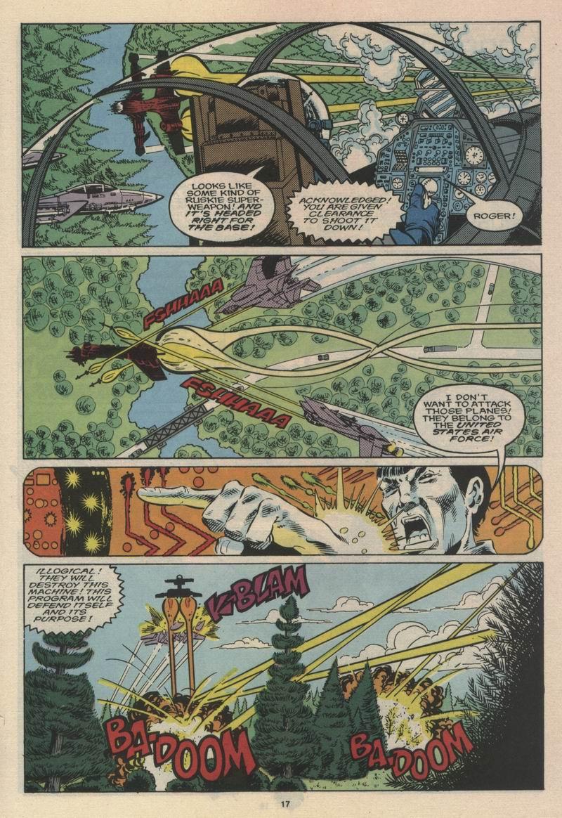 Read online Alpha Flight (1983) comic -  Issue #63 - 19