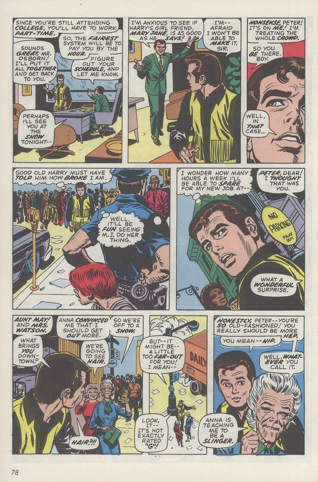 The Amazing Spider-Man (1979) issue TPB - Page 80