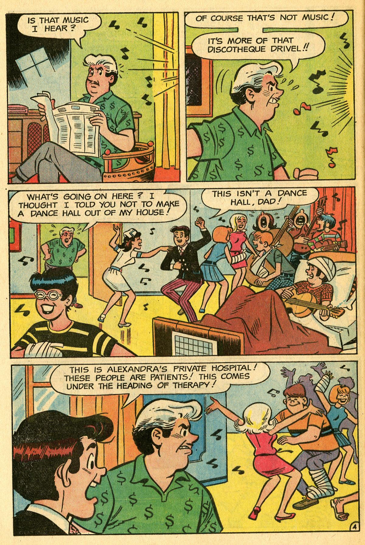 Read online She's Josie comic -  Issue #31 - 32