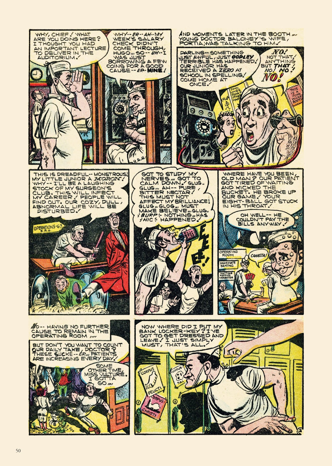 Read online Sincerest Form of Parody: The Best 1950s MAD-Inspired Satirical Comics comic -  Issue # TPB (Part 1) - 51