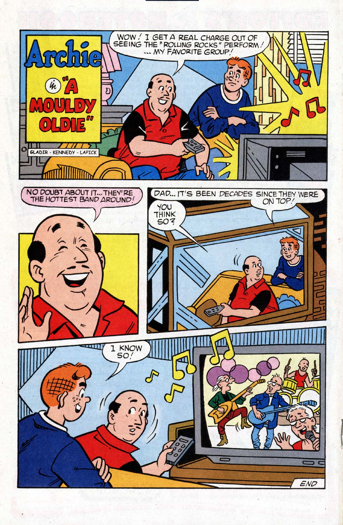 Read online Archie (1960) comic -  Issue #531 - 14