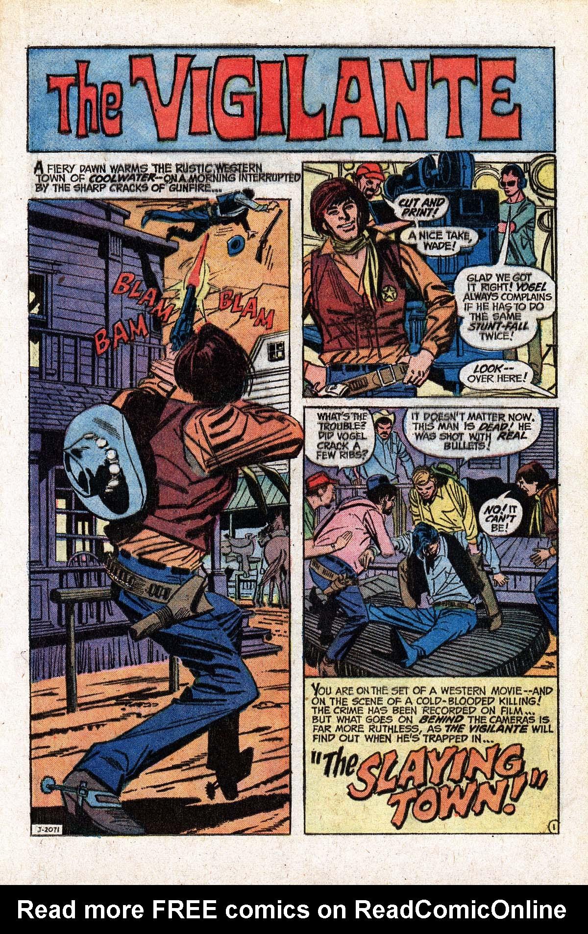 Read online Adventure Comics (1938) comic -  Issue #427 - 13