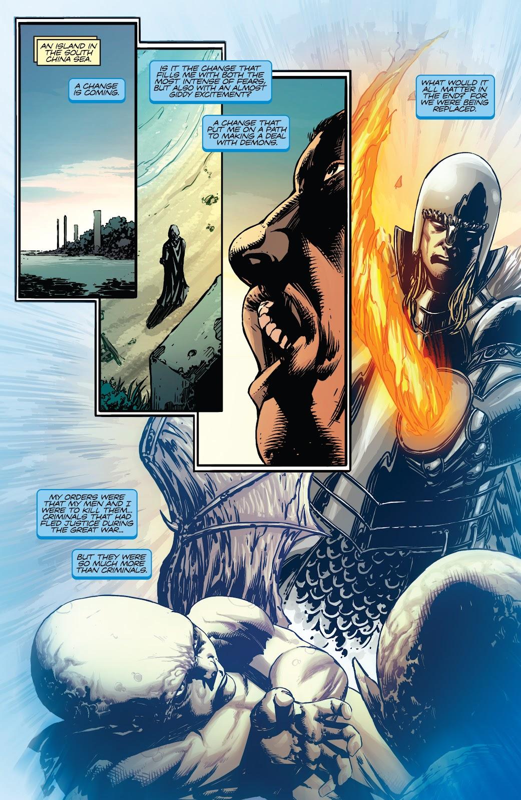 Read online Vampirella Strikes comic -  Issue #5 - 4