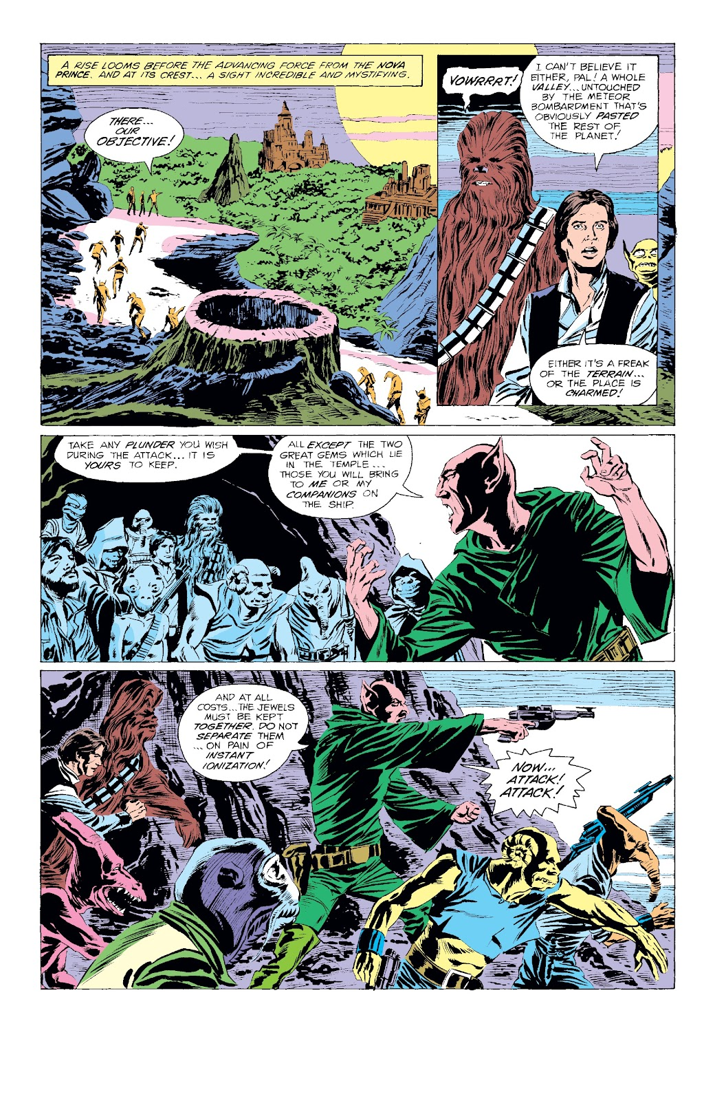 Read online Star Wars Legends: The Original Marvel Years - Epic Collection comic -  Issue # TPB 3 (Part 3) - 48