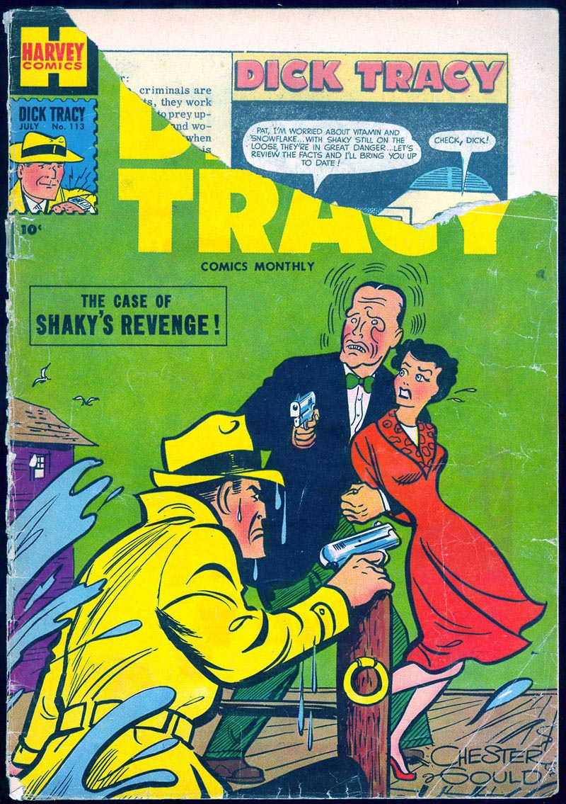 Dick Tracy (1950) 113 Page 1