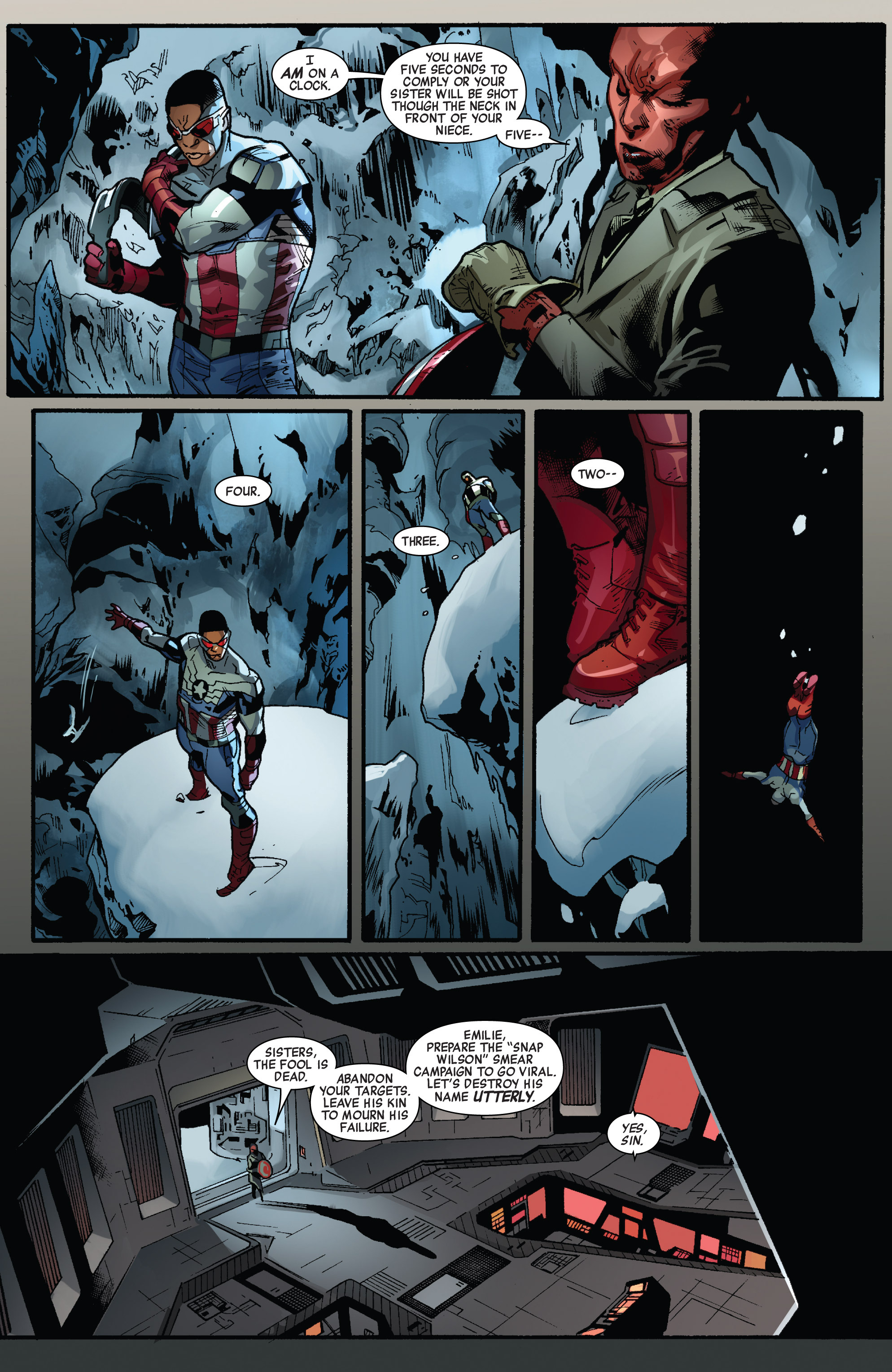 Read online All-New Captain America comic -  Issue #3 - 15