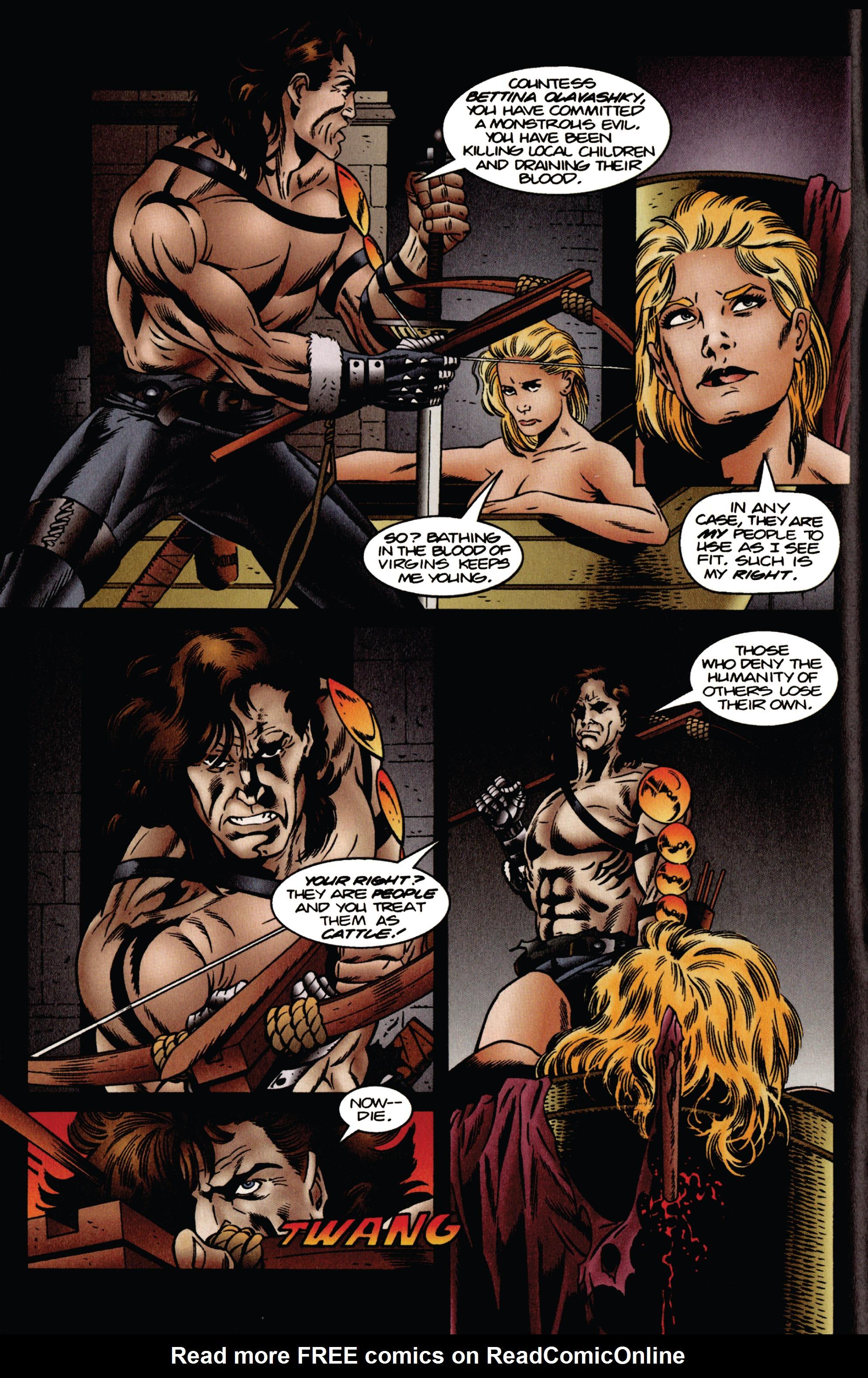 Read online Eternal Warrior (1992) comic -  Issue #39 - 6