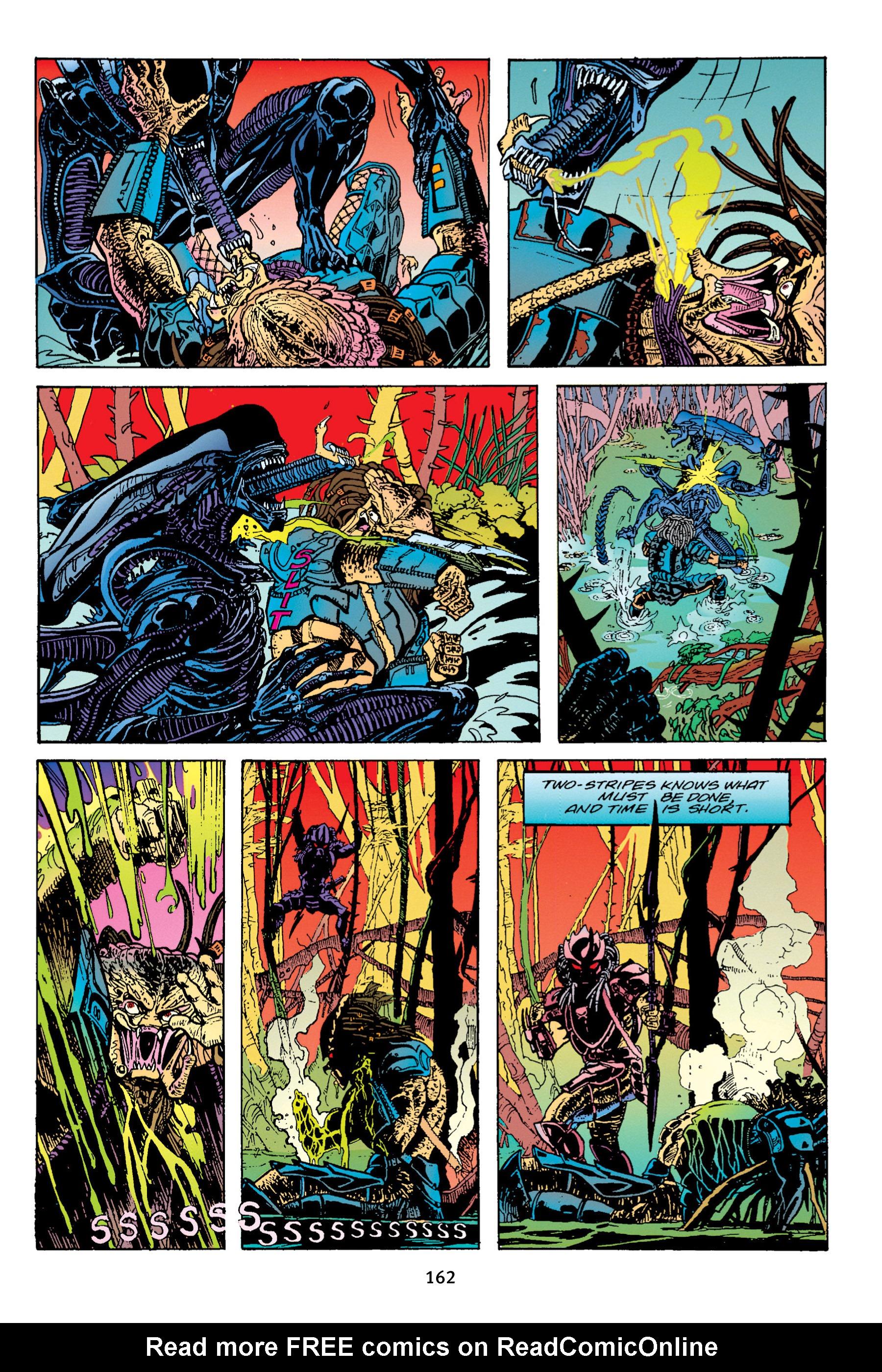 Read online Aliens vs. Predator Omnibus comic -  Issue # _TPB 1 Part 2 - 60