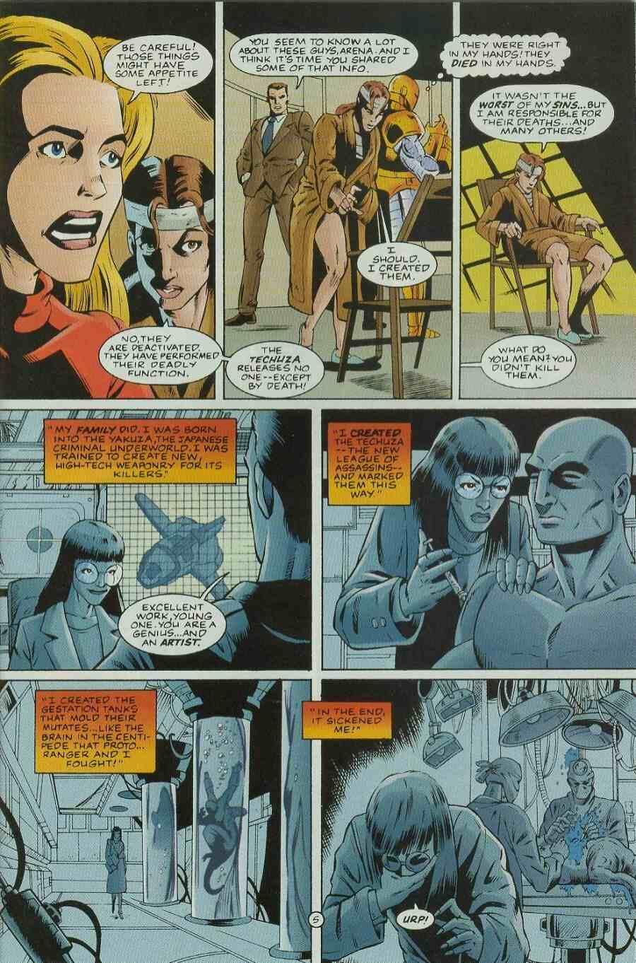 Read online Ultraverse Premiere comic -  Issue #9 - 19