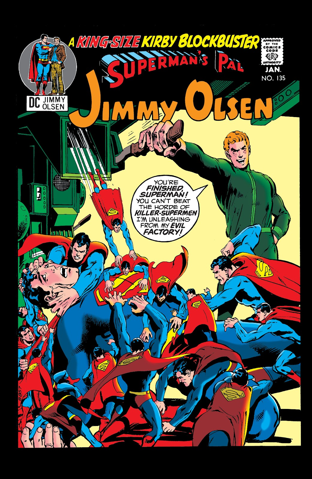 Read online Superman's Pal, Jimmy Olsen by Jack Kirby comic -  Issue # TPB (Part 1) - 54