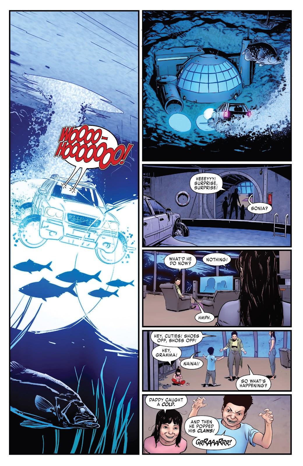 Read online Hulkverines comic -  Issue #2 - 4