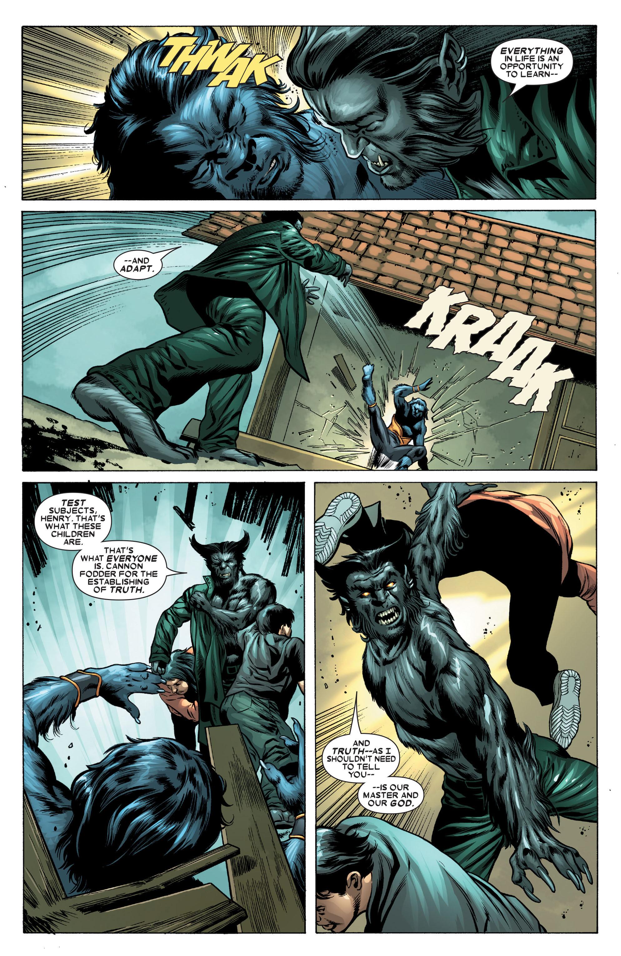 X-Men (1991) 203 Page 28