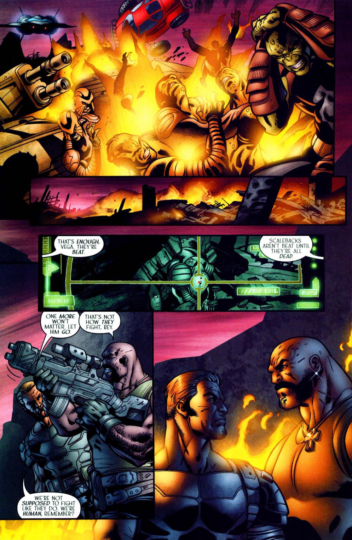 Read online Sigil (2000) comic -  Issue #35 - 19