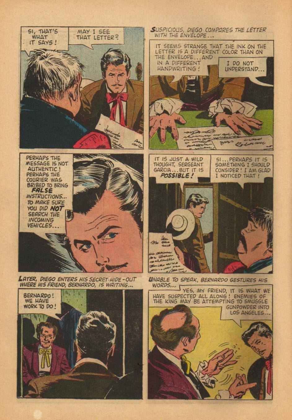 Zorro (1966) issue 2 - Page 10