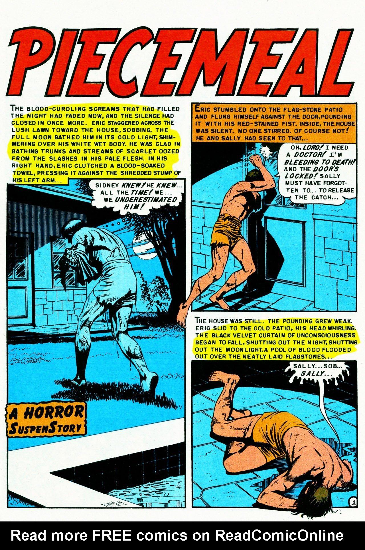 Read online Shock SuspenStories comic -  Issue #8 - 3