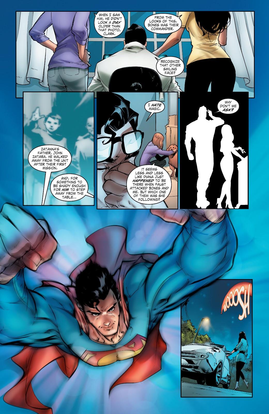 Read online Smallville Season 11 [II] comic -  Issue # TPB 5 - 52