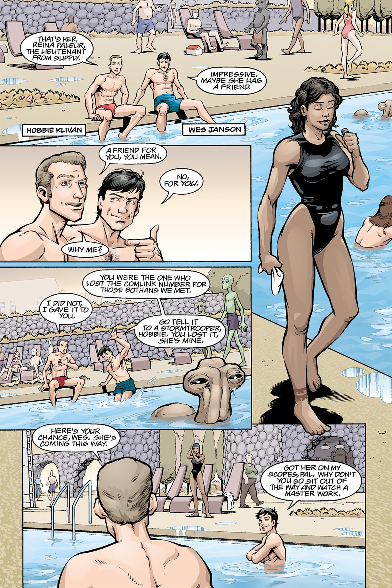 Read online Star Wars Omnibus comic -  Issue # Vol. 3 - 275