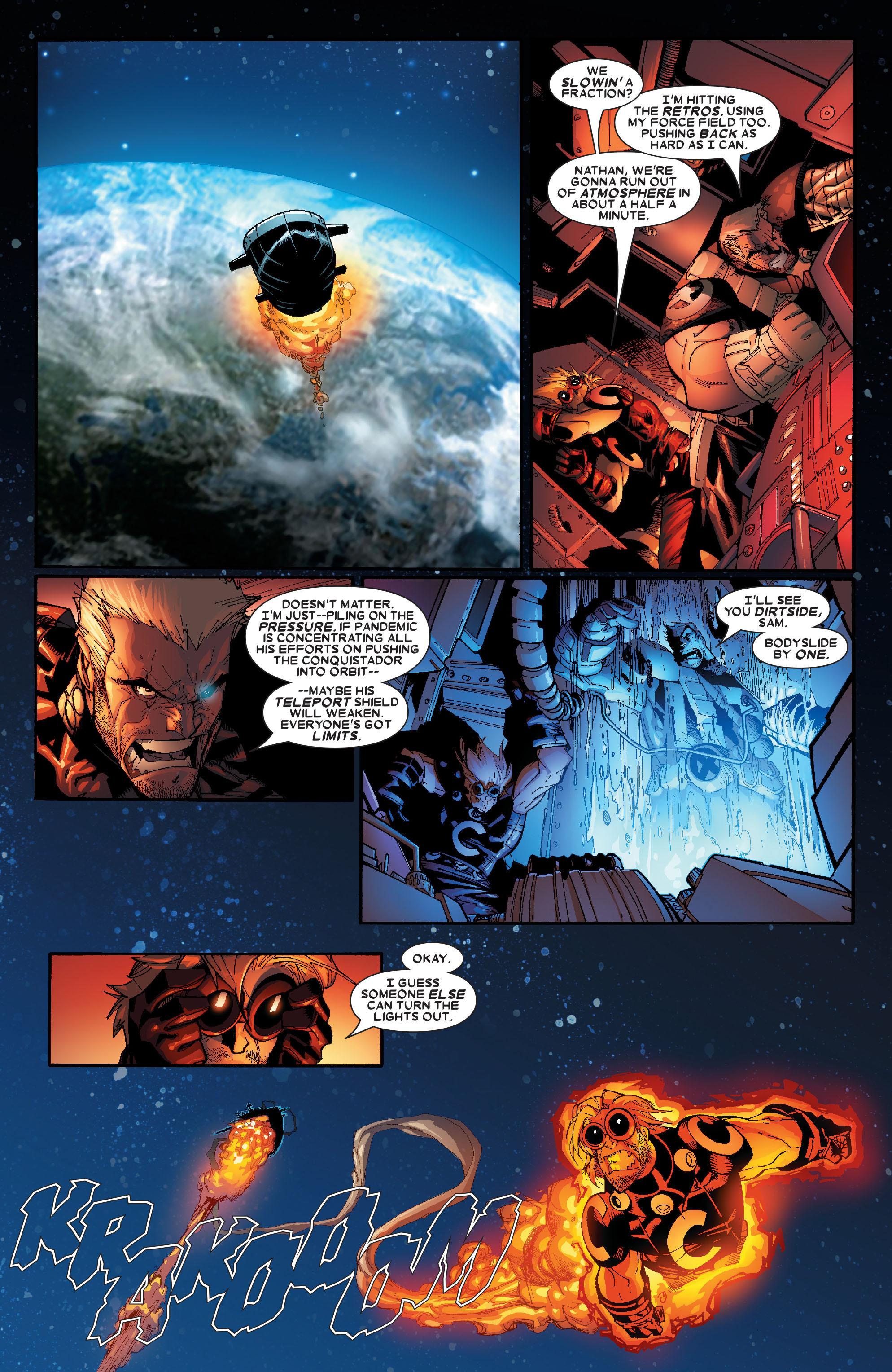 X-Men (1991) 196 Page 6