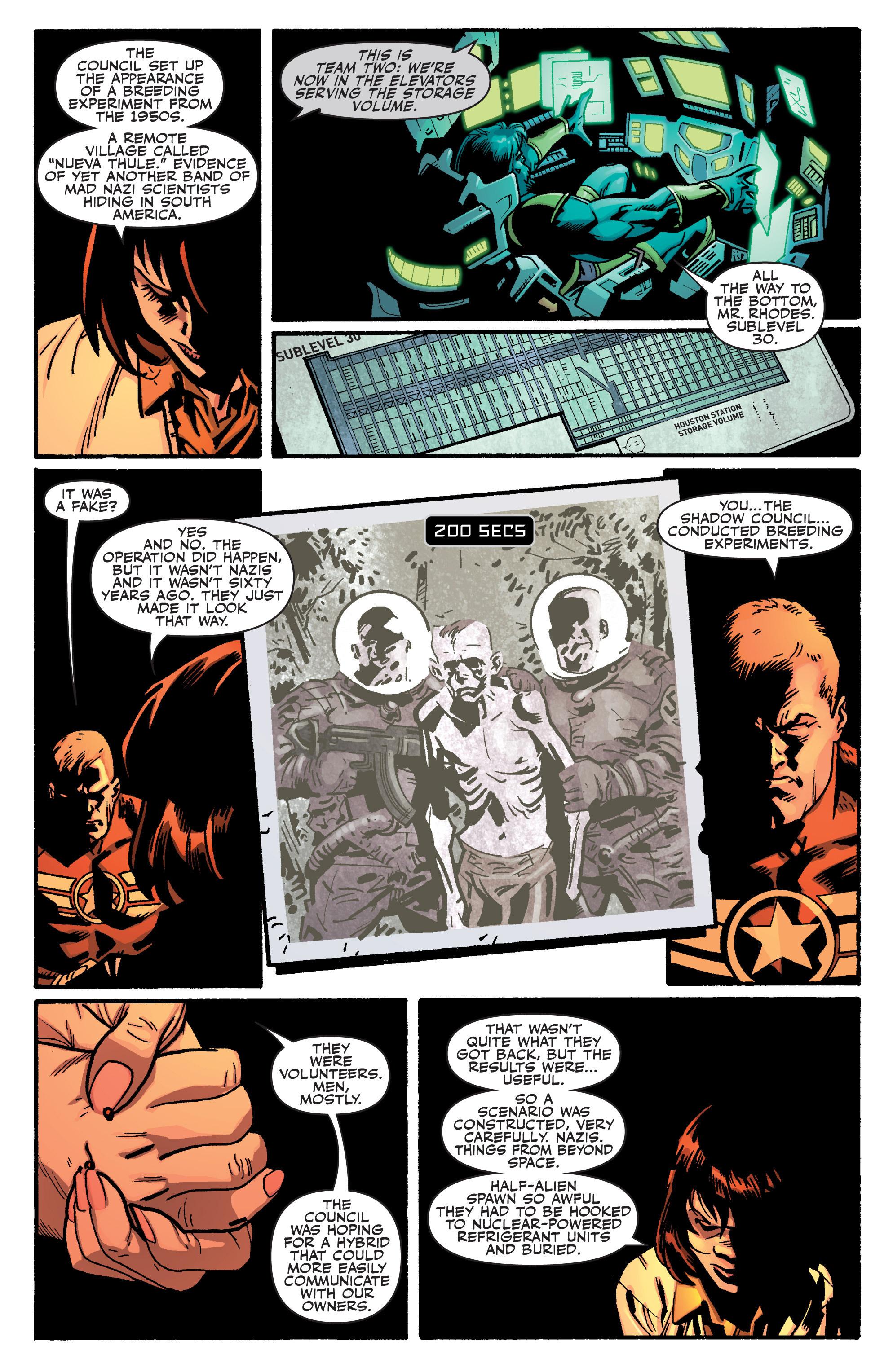 Read online Secret Avengers (2010) comic -  Issue #21 - 8