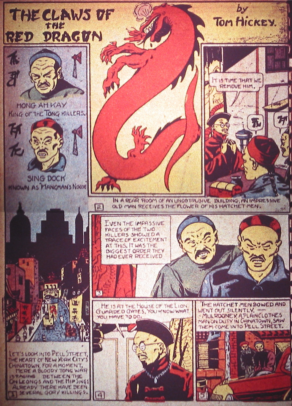Read online Detective Comics (1937) comic -  Issue #3 - 22