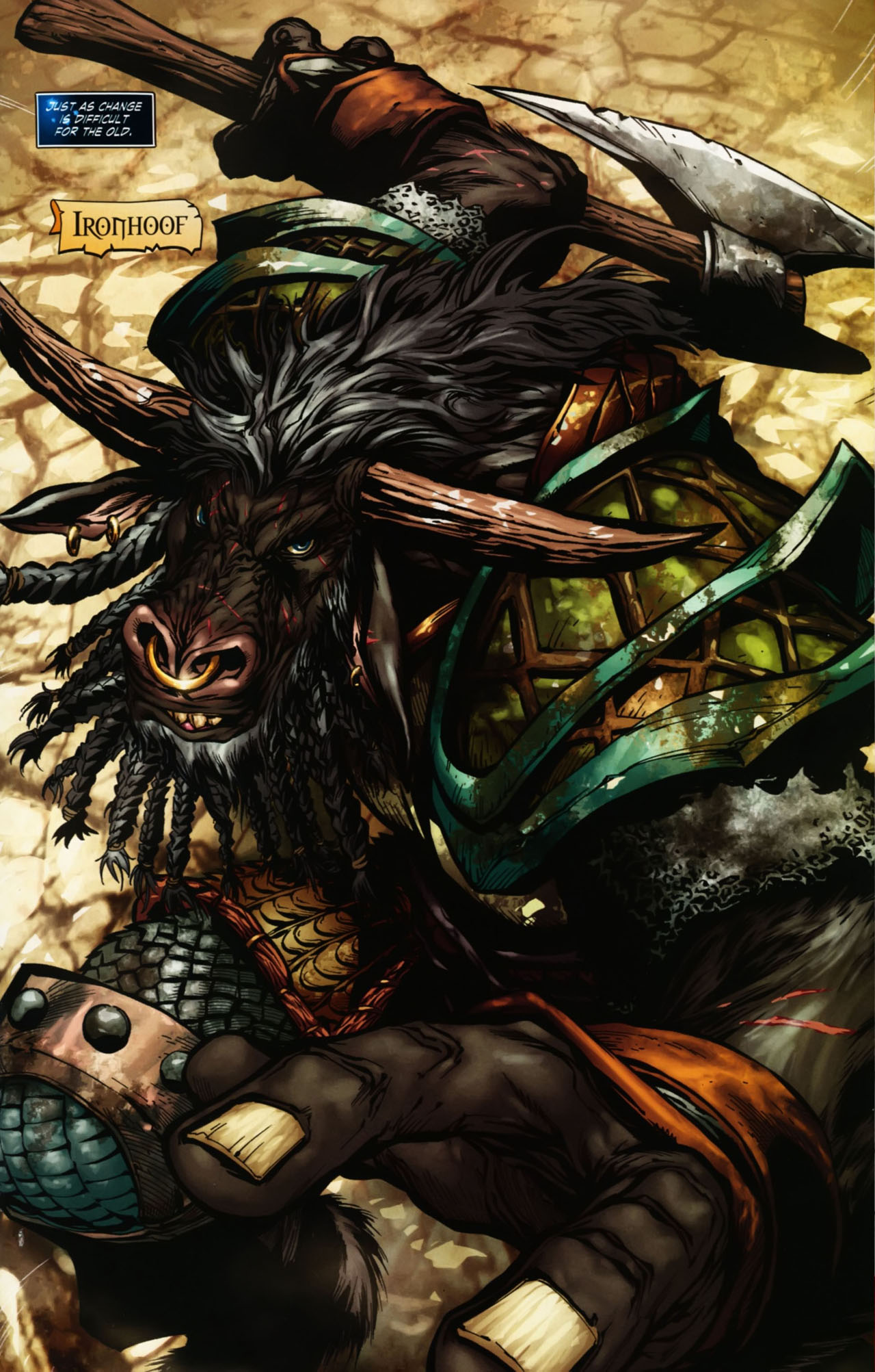 Read online World of Warcraft Special comic -  Issue # Full - 17