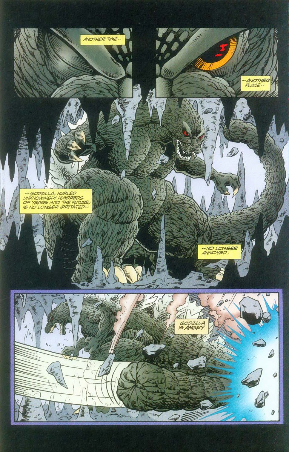 Godzilla (1995) Issue #10 #11 - English 25