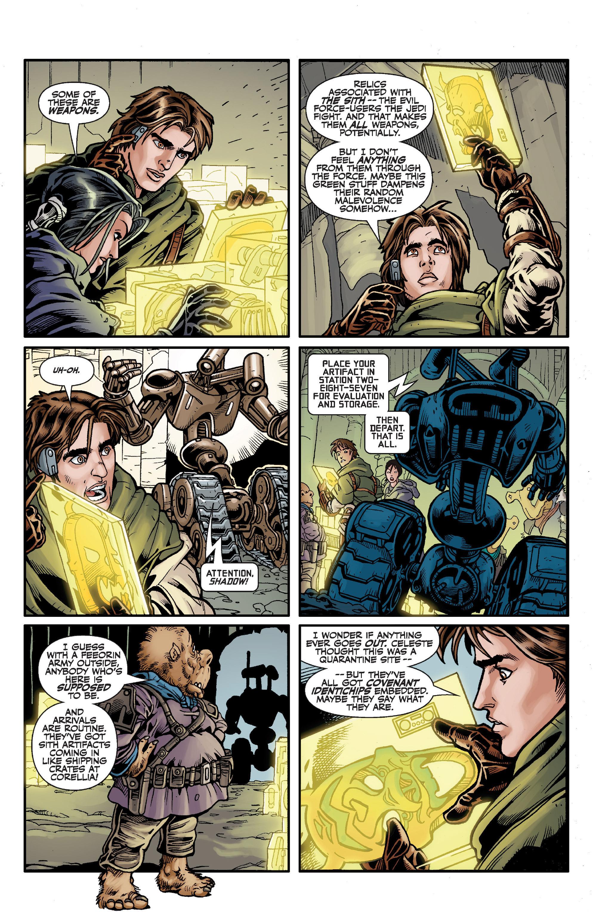 Read online Star Wars Omnibus comic -  Issue # Vol. 32 - 245